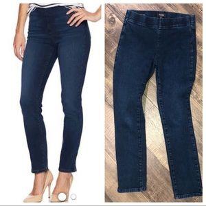 "NYDJ ""Alina"" pull on Ankle Jeans"